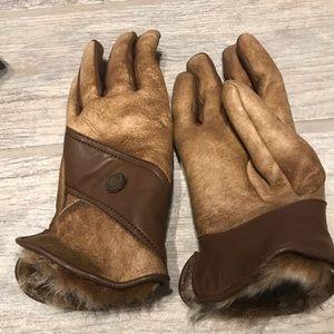 Accessories - Fur Gloves